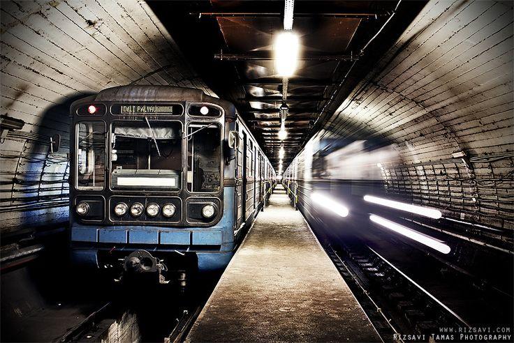 Budapest Undergrund by Rizsavi Tamás on 500px