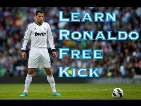Cristiano Ronaldo - Soccer Tricks and Skills
