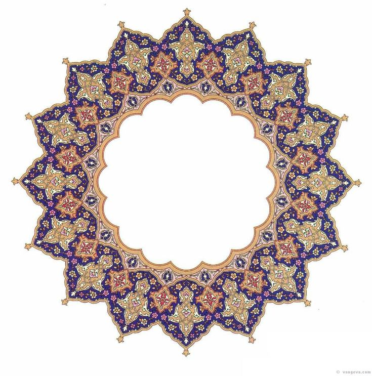 Persian Design 5 - to zoom repeat clicking.