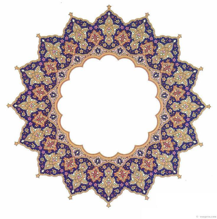 Persian Design 5 | Iranian Art