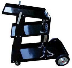 Deluxe Mig Welder Cart