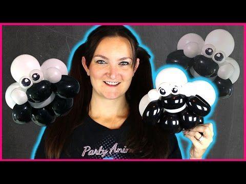 LAMB Balloon Animal Tutorial - Twister Sister - YouTube