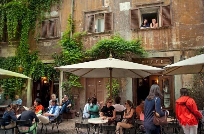 L'ENOTECA ANTICA DI VIA DELLA CROCE - Rome's 10 Best Bars for a Classic Italian Aperitivo | Fodors
