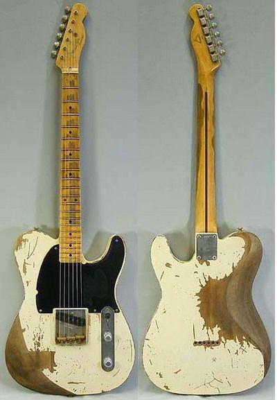 Jeff Beck Replica