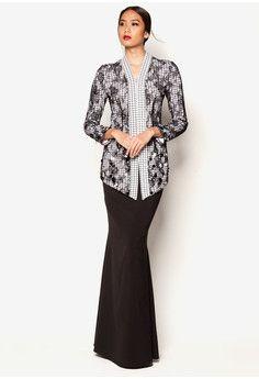 Art Deco Abrianna Baju Kurung