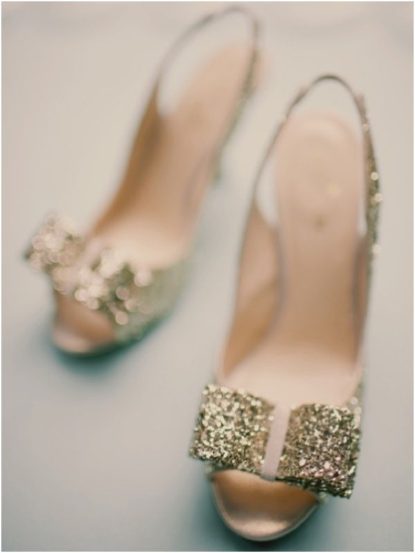 Amazing #Wedding #Shoes that Sparkle themarriedapp.com hearted <3 Kate Spade shoes