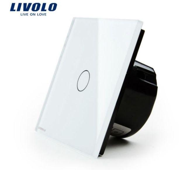 LIVOLO Interrutori e prese di corrente Smart per la vostra casa