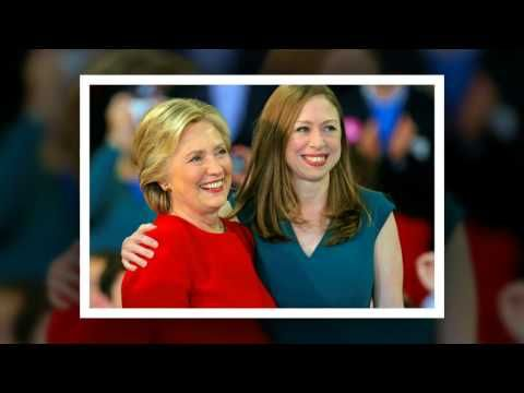 Writer claims Chelsea Clinton stole book idea