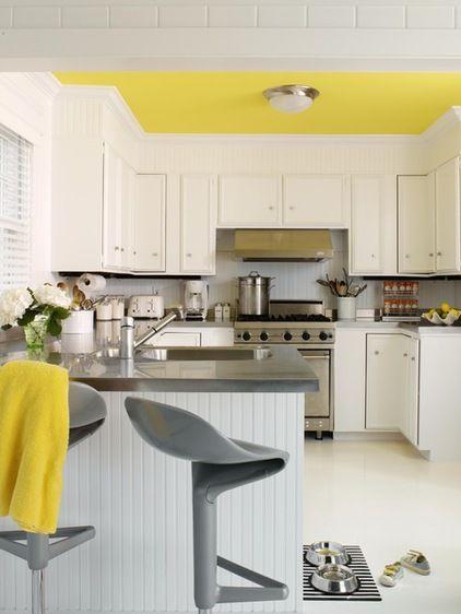 contemporary kitchen by Tara Seawright