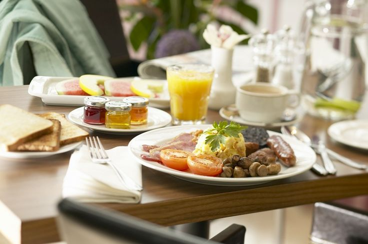 Clayton Hotel Leopardstown- Breakfast