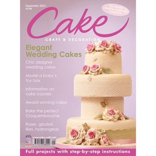 Magazine Cake Design Abonnement