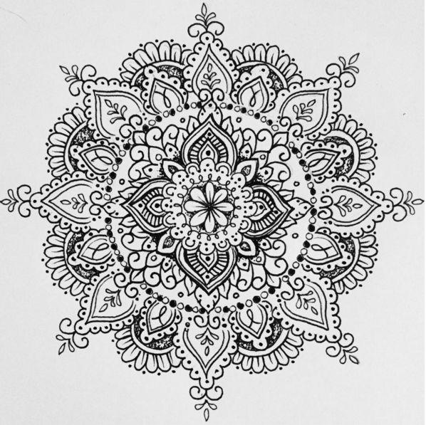 Best 25+ Mandala tattoo design ideas on Pinterest | Lotus mandala ...