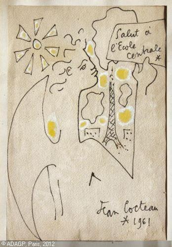 cocteau-jean-1889-1963-france-salut-a-l-ecole-centrale-3525410-500-500-3525410.jpg (348×500)