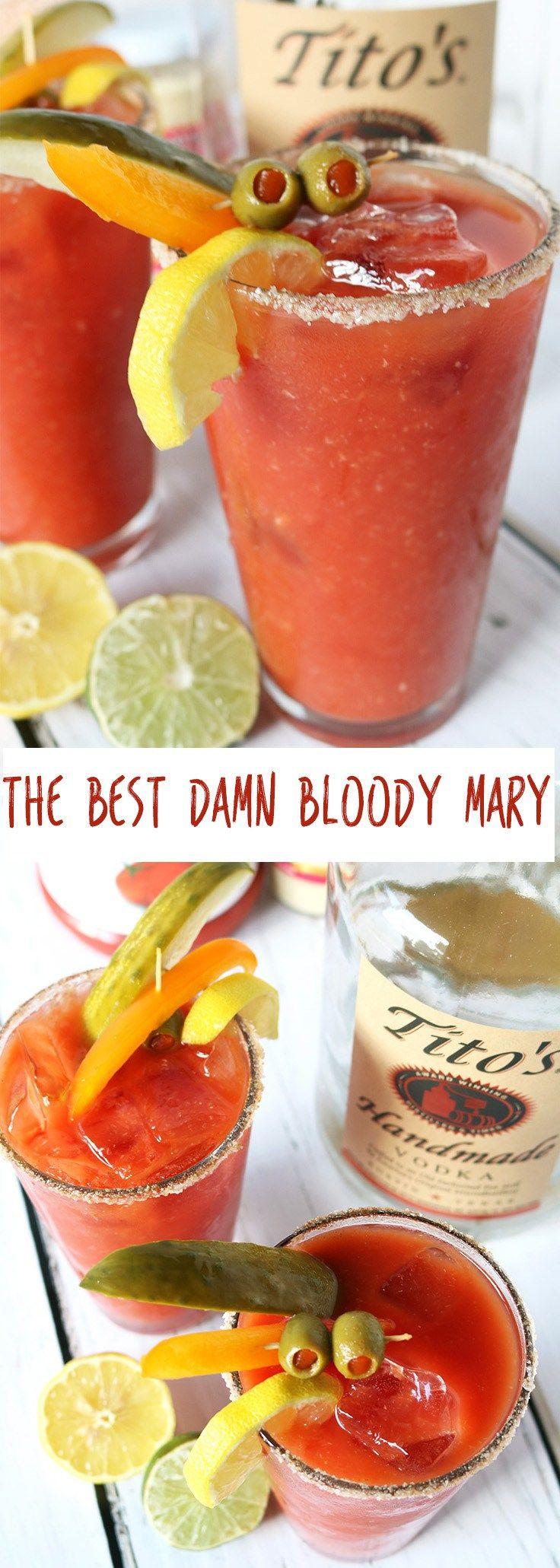 Best Damn Bloody Mary
