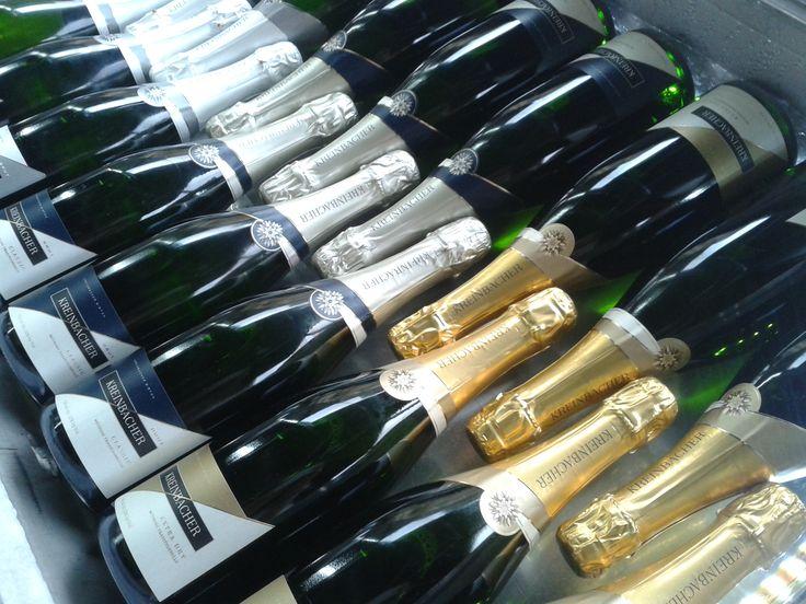 Kreinbacher sparkling wine premier - introducing a rising star