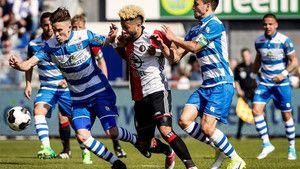 Resumen y goles del Zwolle - Feyenoord (2-2) partido de la jornada 30 http://www.sport.es/es/noticias/resto-del-mundo/feyenoord-tropieza-zwolle-alas-ajax-5964484?utm_source=rss-noticias&utm_medium=feed&utm_campaign=resto-del-mundo