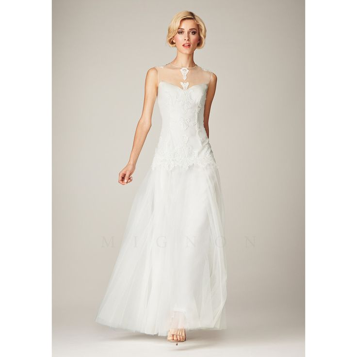 JUNE Wedding Dress - WHITE COLLECTION – Roman & French - Leader in Bridal Jewellery, Hair Accessories and Wedding Gifts.