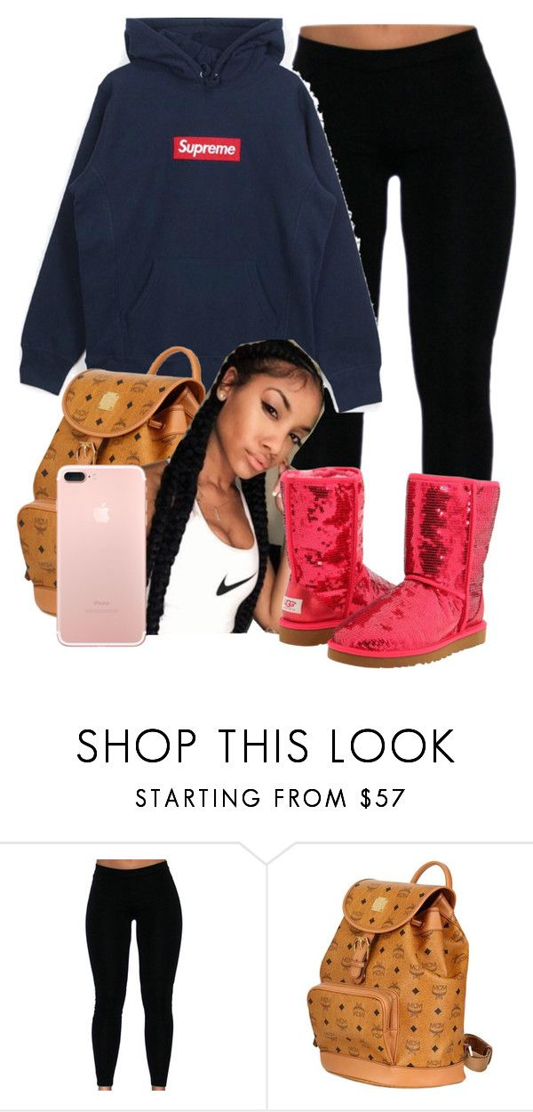"""""""♥️"""" by lanadabest ❤ liked on Polyvore featuring MCM"""