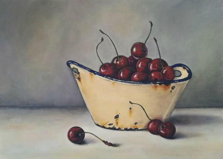 Nela Radomirovic | OIL | Cherries