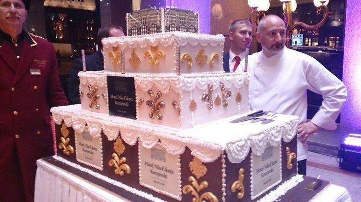 Chef of Hotel Nikol'skaya Kempinski
