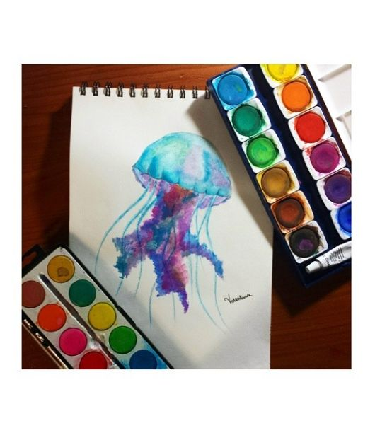 Jellyfish - made by me