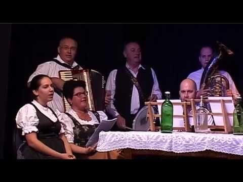 Familienmusiker - Sváb családi zenekarok találkozója Solymáron - 2. rész
