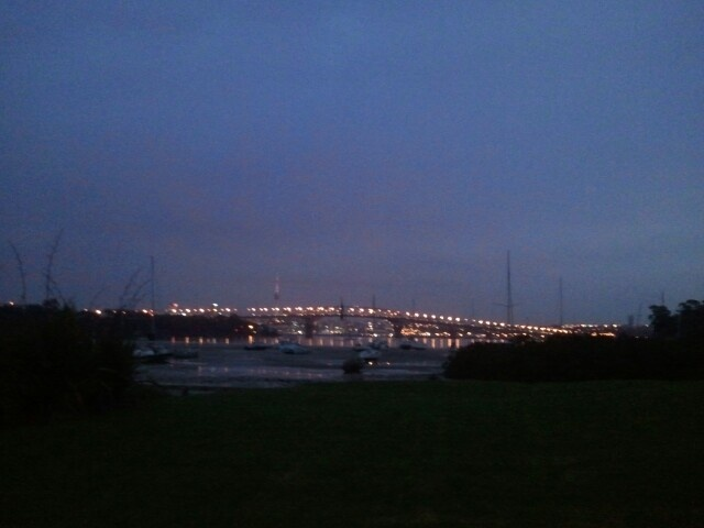 Harbour Bridge - from Northcote Point