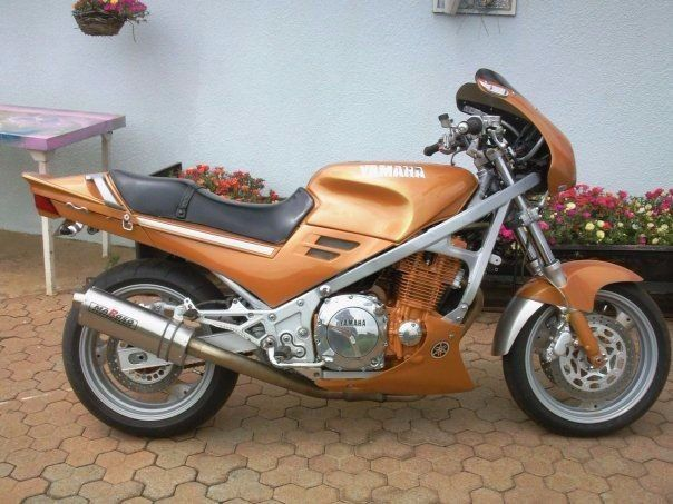 Yamaha FJ1200 with a difference - Street Fighter - Head Turner | Randfontein | Gumtree South Africa | 127956977