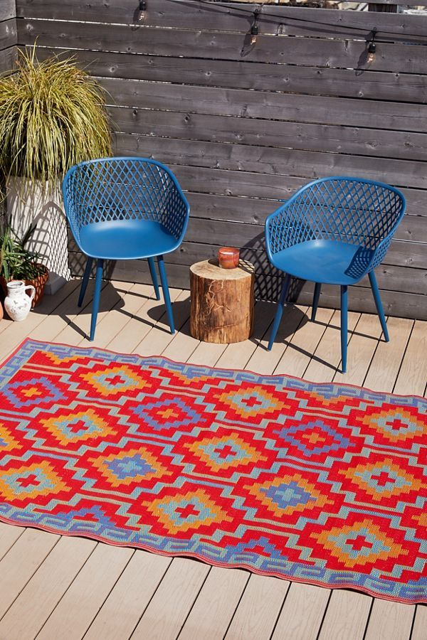 Luz Reversible Indoor Outdoor Mat In 2020 Outdoor Mat Outdoor Rugs Outdoor Rugs Patio