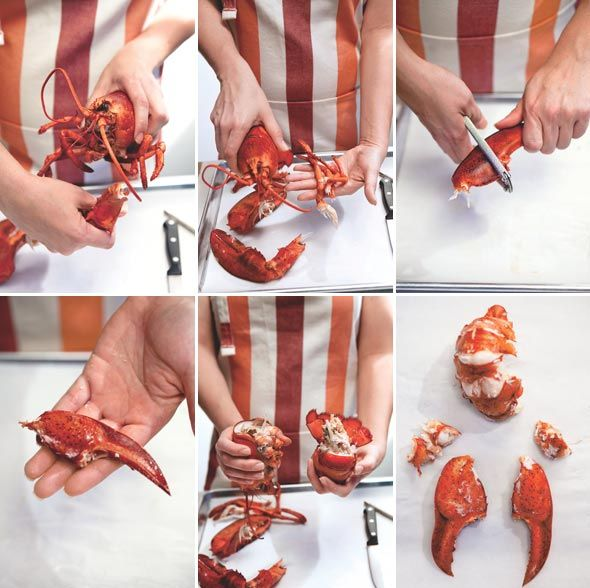 Steamed Lobster with Drawn Butter Recipe | Leite's Culinaria