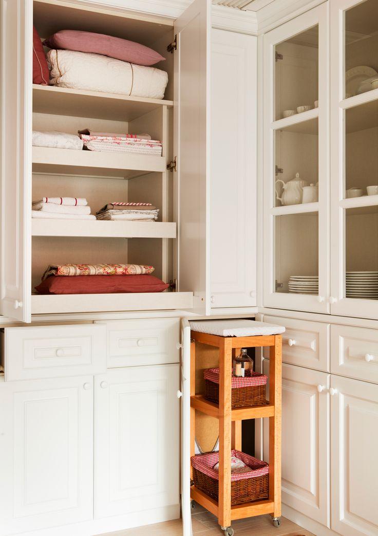 17 mejores ideas sobre armarios para lavanderia en pinterest - Armarios para lavaderos ...