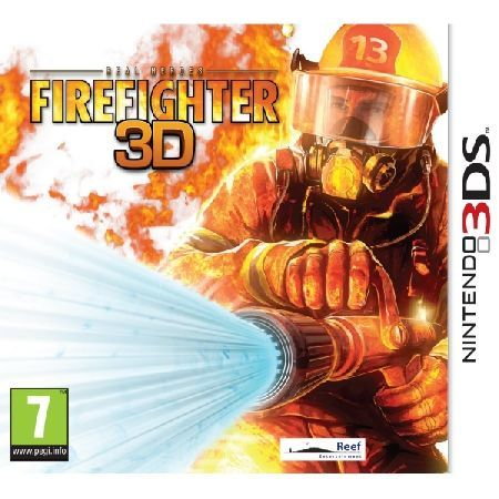 Real Heroes Firefighter 3D Game 3DS Please Note 3DS titles are not compatible with standard Nintendo DS consoles Enter the soot-stained boots of an everyday hero as a newly graduated Fire Academy cadet getting their start in a big city  http://www.MightGet.com/january-2017-13/real-heroes-firefighter-3d-game-3ds.asp