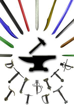Custom Sword