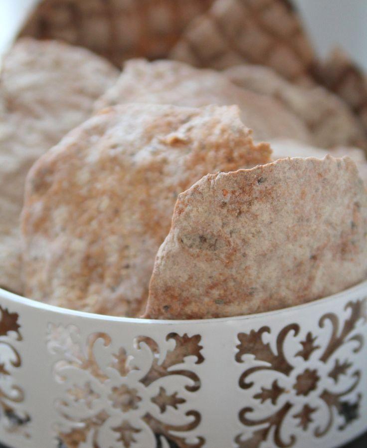 Knäckebröd recept
