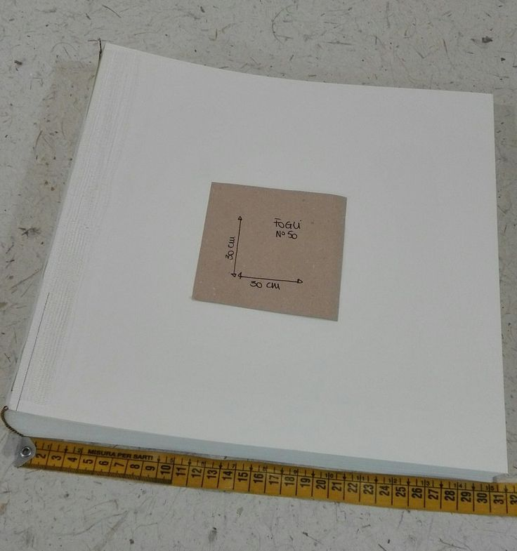 Interno album 30x30 cm 50 fogli, by Mondo Regalo, 17,00 € su misshobby.com