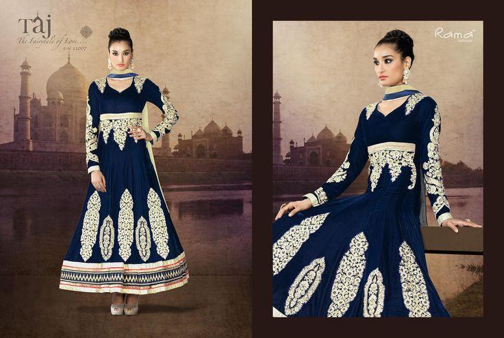 Rama fashions velvet collection Fabric - velvet embroidery  To place #Orders : (#USA): 610-616-4565, 610-994-1713; (#India):91-226-770-7728, 99-20-434261; E-MAIL: market@bellastiles.com, wholesale@bellastiles.com  #Dresses #Anarkali #Lehanga #Patiala #Straight #Churidaar #fashion #ethnic #dresses #stylish #embroidery #sale #discount #festiveoffer #pretty #ladies #shopping #Trendy #Elegant #Beautiful #Brasso #net #broccade #freeshipping #ecommerce #online #classy #Desi #girls #Bella Stiles