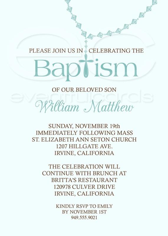 53 best bautizo images on pinterest christening invitations baby boy baptism invitation stopboris Choice Image