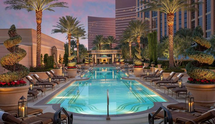 The Palazzo is your luxury all-suite Las Vegas hotel!