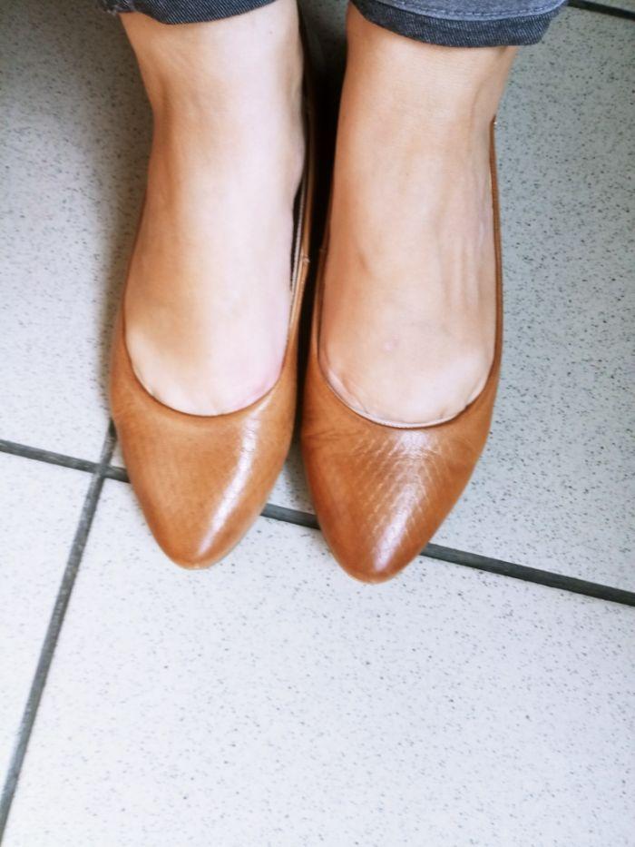 Baleriny Skorzane 39 Moda Olx Pl Strona 12 Fashion Shoes Flats