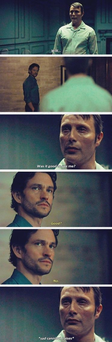 Hannibal 3x13 The Wrath of the Lamb. Source: bosswaldcobblepot.tumblr
