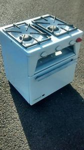 Calor Gas Cooker Lpg With Oven Caravan Boat Vw Camper Van Flavel Etc No Reserve