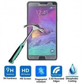 Folie ecran Sticla Tempered Glass Samsung Galaxy Note 4 N910, bulk la doar 14.99 lei!