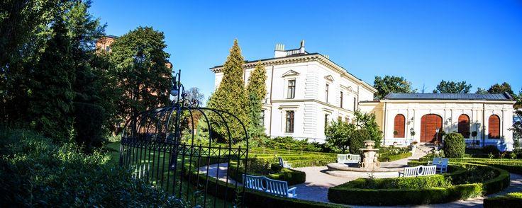 Więcej o projekcie na naszej stronie: http://www.zmieniamy.lodzkie.pl/projekty/modernizacja-rezydencji,9953,2187.php #PałacHerbsta #KsiężyMłyn