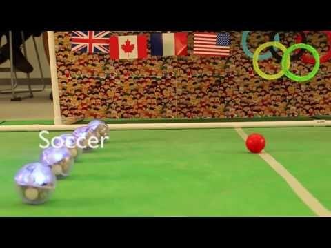 Sphero Olympics 2016 - YouTube