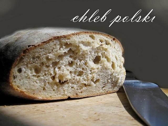 Traditionally Polish sourdough bread