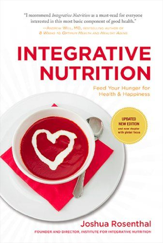 Last week, we received the news that Integrative Nutrition: Feed Your Hunger for Health & Happiness was honored in the Independent Publisher Book Awards In the Health/Medicine/Nutrition category! Congratulations to everyone involved with writing, publishing, and launching the book!
