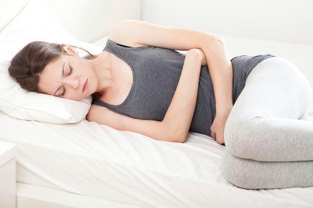 ciclo menstrual cólicos inflamación menstruación salud síntomas
