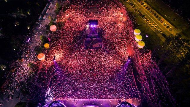 Koncert na 150 Lat Katowic – Katowice, Poland