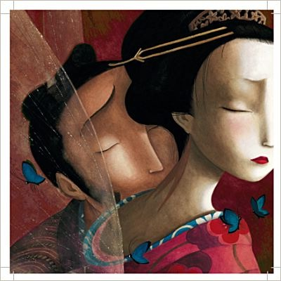 Benjamin Lacombe- The Butterfly Lovers