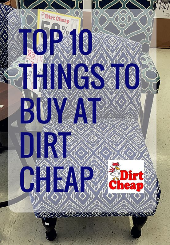 Here are a few of the best bargains I spotted at Dirt Cheap: beach towels, mattresses, shoes, baby gear and more.